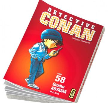 Détective Conan Détective Conan T58