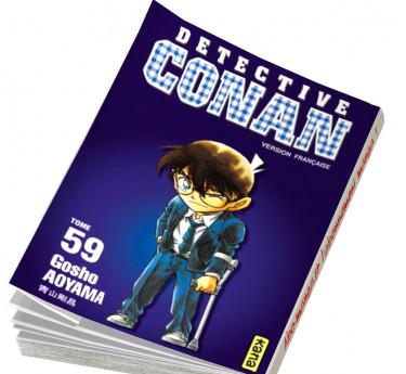 Détective Conan Détective Conan T59