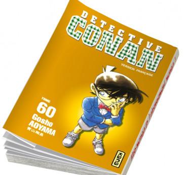 Détective Conan Détective Conan T60