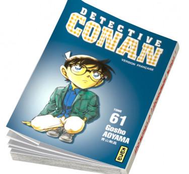 Détective Conan Détective Conan T61