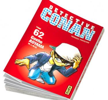 Détective Conan Détective Conan T62