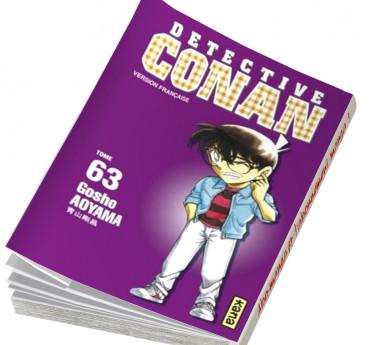 Détective Conan Détective Conan T63