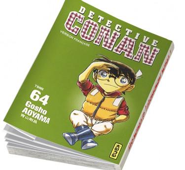Détective Conan Détective Conan T64