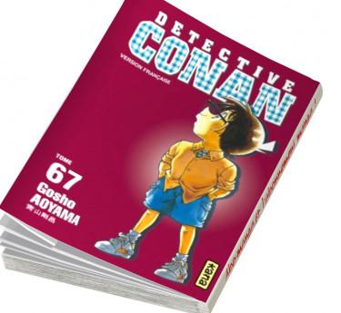 Détective Conan Détective Conan T67