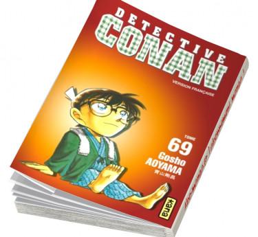 Détective Conan Détective Conan T69