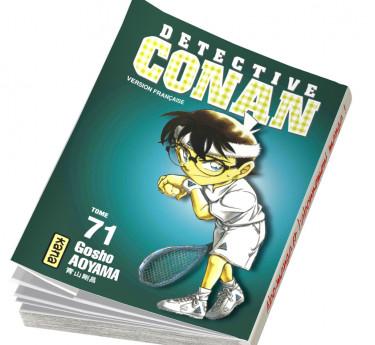 Détective Conan Détective Conan T71