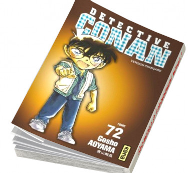 Détective Conan Détective Conan T72