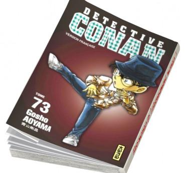Détective Conan Détective Conan T73