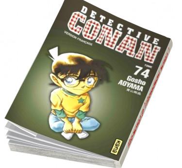 Détective Conan Détective Conan T74