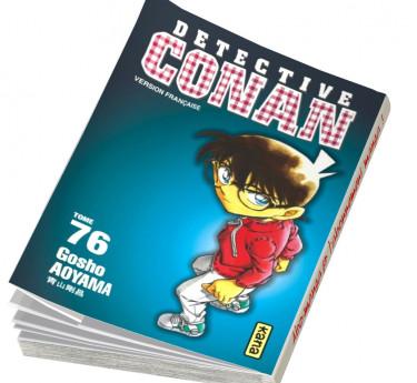 Détective Conan Détective Conan T76