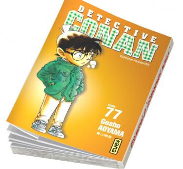 Détective Conan Détective Conan T77