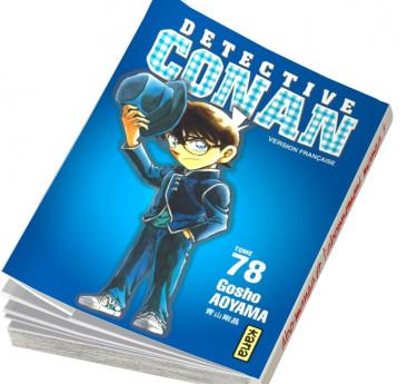 Détective Conan Détective Conan T78