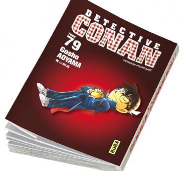 Détective Conan Détective Conan T79
