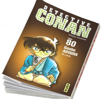 Détective Conan Détective Conan T80