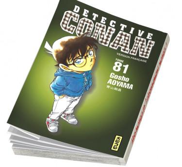Détective Conan Détective Conan T81