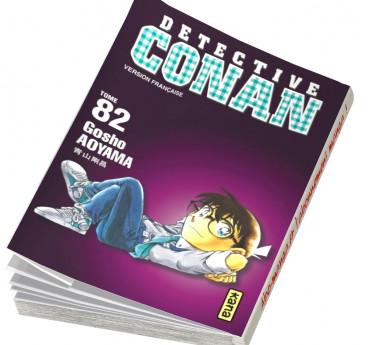 Détective Conan Détective Conan T82
