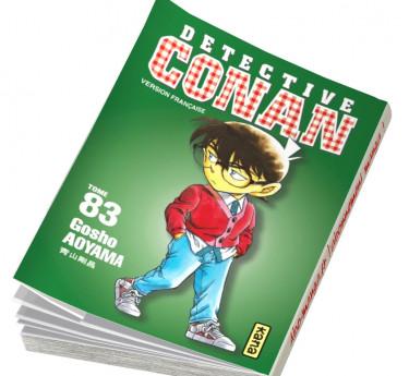 Détective Conan Détective Conan T83