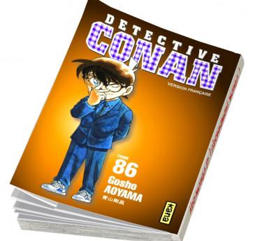 Détective Conan Détective Conan T86