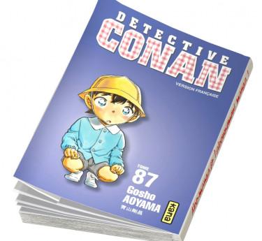 Détective Conan Détective Conan T87