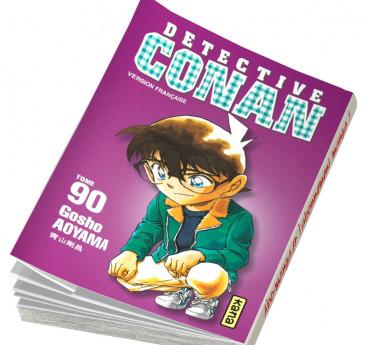 Détective Conan Détective Conan T90