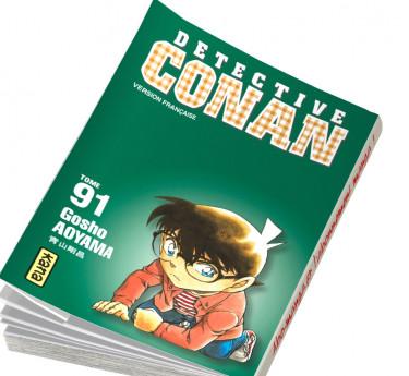 Détective Conan Détective Conan T91