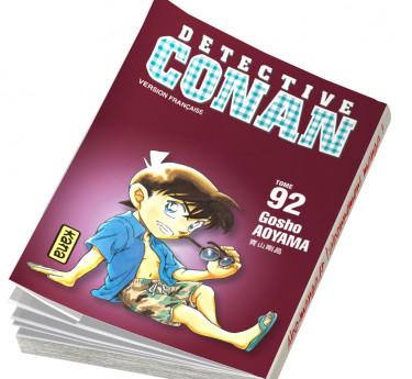 Détective Conan Détective Conan T92