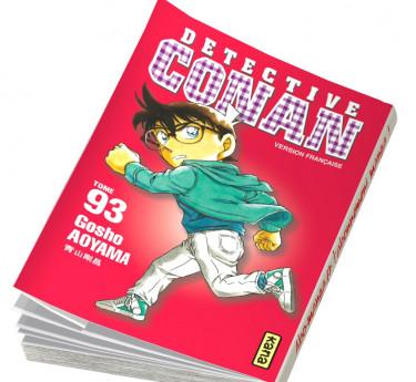 Détective Conan Détective Conan T93