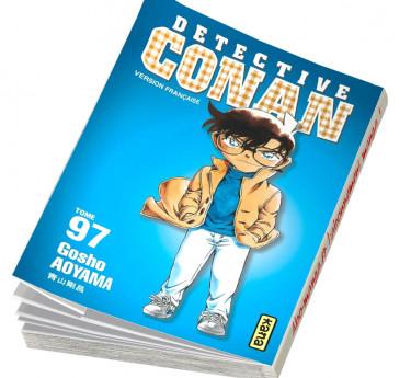 Détective Conan Détective Conan T97
