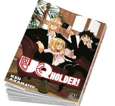 UQ Holder! UQ Holder! T06