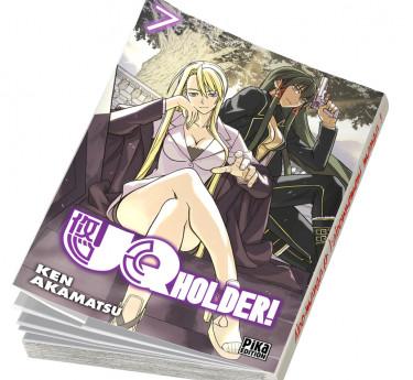 UQ Holder! UQ Holder! T07