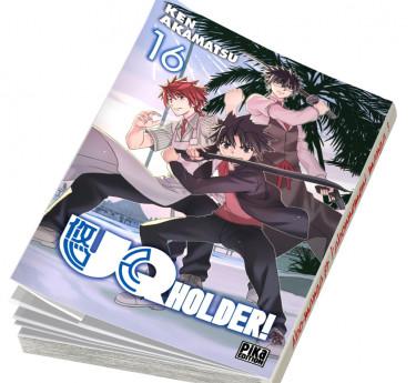 UQ Holder! UQ Holder! T16