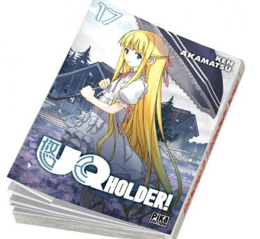 UQ Holder! UQ Holder! T17