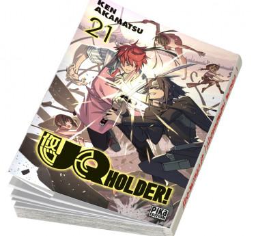 UQ Holder! UQ Holder! T21