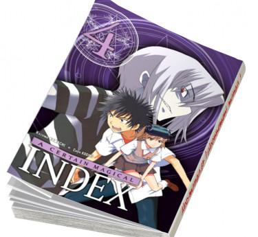 A certain magical Index A certain magical Index T04