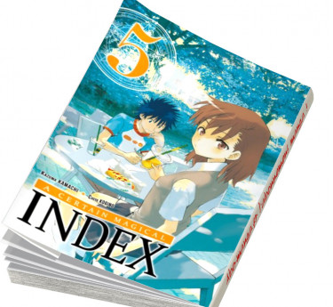 A certain magical Index A certain magical Index T05
