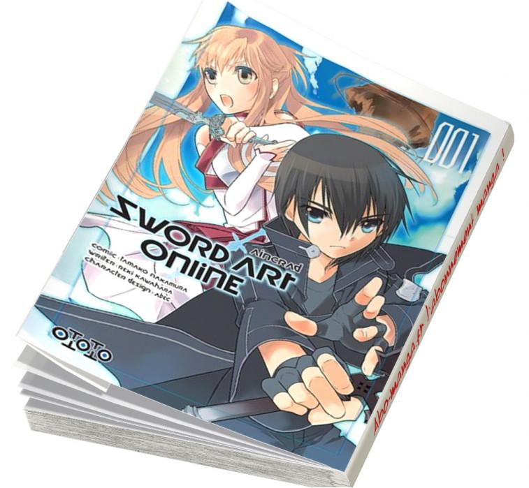 Sword Art Online - Aincrad T01