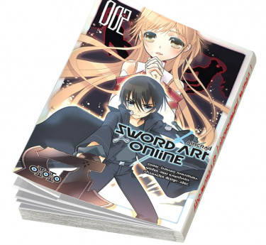 Sword Art Online - Aincrad Sword Art Online - Aincrad T02