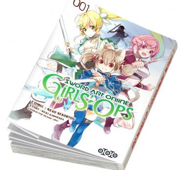 Sword Art Online - Girls' Ops Sword Art Online - Girls' Ops T01