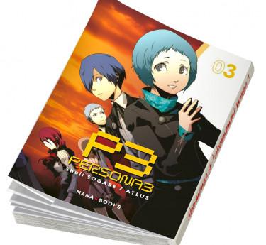 Persona 3 Persona 3 T03