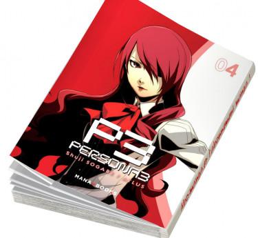 Persona 3 Persona 3 T04