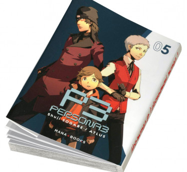 Persona 3 Persona 3 T05