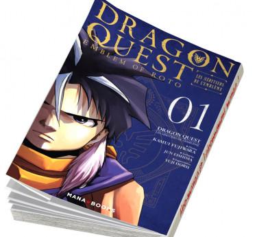 Dragon Quest - Les Héritiers de l'Emblème Dragon Quest - Les Héritiers de l'Emblème T01