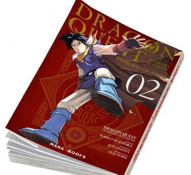 Dragon Quest - Les Héritiers de l'Emblème Dragon Quest - Les Héritiers de l'Emblème T02