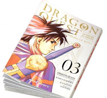 Dragon Quest - Les Héritiers de l'Emblème Dragon Quest - Les Héritiers de l'Emblème T03
