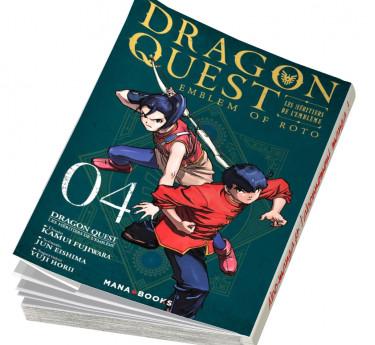 Dragon Quest - Les Héritiers de l'Emblème Dragon Quest - Les Héritiers de l'Emblème T04