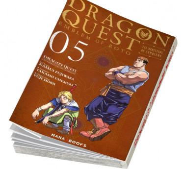 Dragon Quest - Les Héritiers de l'Emblème Dragon Quest - Les Héritiers de l'Emblème T05