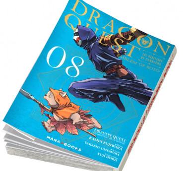 Dragon Quest - Les Héritiers de l'Emblème Dragon Quest - Les Héritiers de l'Emblème T08
