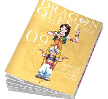 Dragon Quest - Les Héritiers de l'Emblème Dragon Quest - Les Héritiers de l'Emblème T09