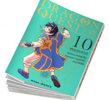Dragon Quest - Les Héritiers de l'Emblème Dragon Quest - Les Héritiers de l'Emblème T10