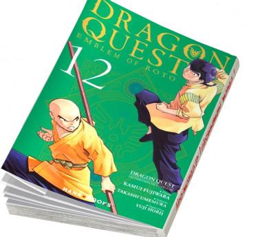 Dragon Quest - Les Héritiers de l'Emblème Dragon Quest - Les Héritiers de l'Emblème T12